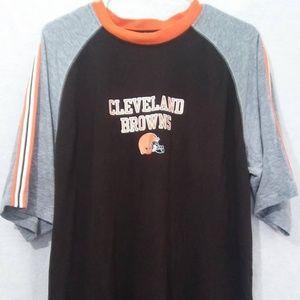 Cleveland Browns Stitched Shoulder Stripes Reebok